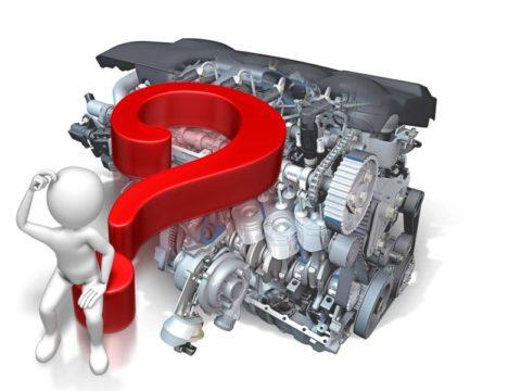 Почему двигатель работает с перебоями